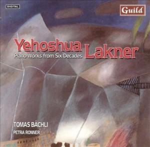 Yehoshua Lakner, Piano Works